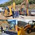 Νέα Μηχανήματα έργου στο Δήμο Ηγουμενίτσας