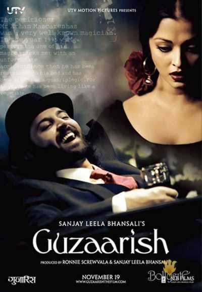 Hrithik Roshan Movies guzaarish
