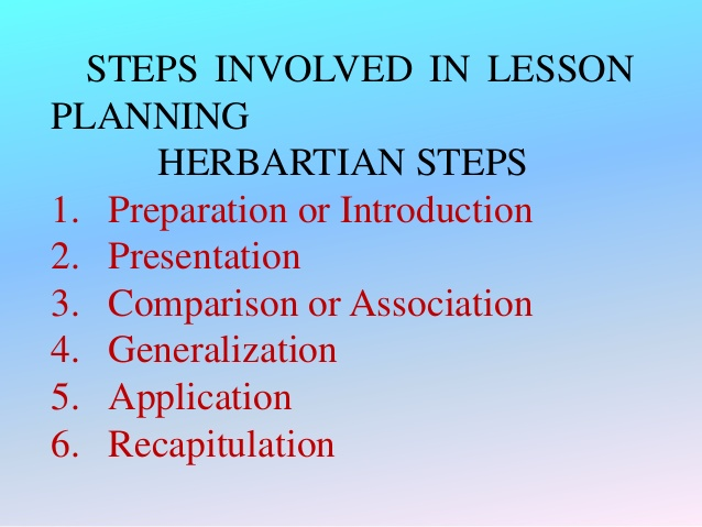 How do you write a lesson plan?, What are the steps of lesson plan?, What is a 5 step lesson plan?