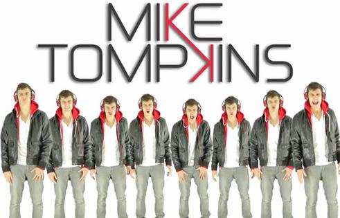 Cover, Lagu Barat, Mike Tompkins, Kumpulan Lagu Mike Tompkins Mp3 Terbaru 2018 Lengkap Full Rar