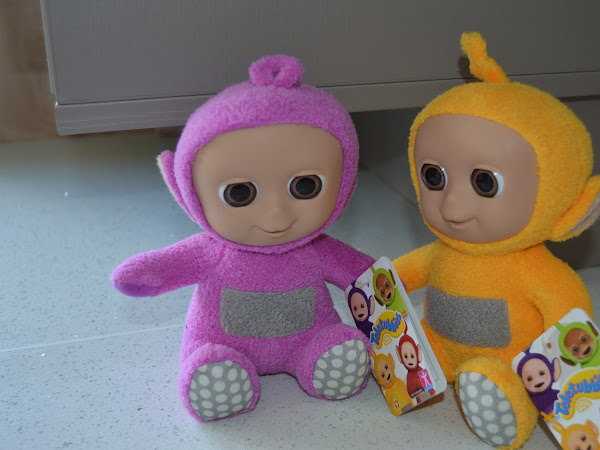 Review - Teletubbies Giggling TiddlyTubbies