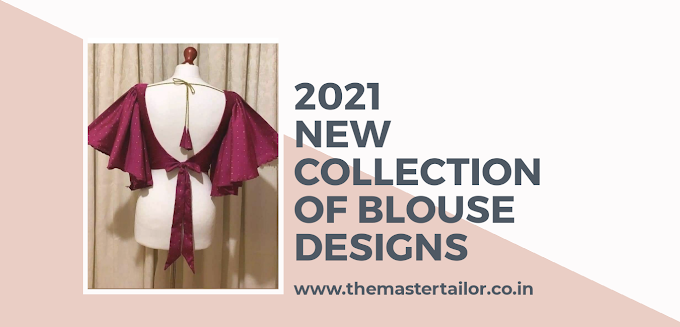 2021 New Collection of Blouse Design's