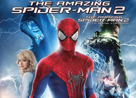 Download The Amazing Spider-Man 2 (2014) Dual Audio [Hindi + English] 720p + 1080p + 2160p UHD BluRay ESub