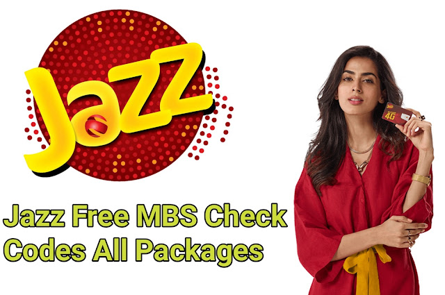 jazz free mb check codes - How to check jazz free mb code