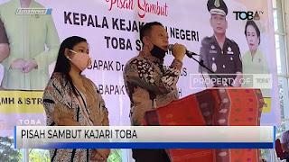 Kepala Kejaksaan Negeri Tobasa Sumatera Utara berganti pejabat