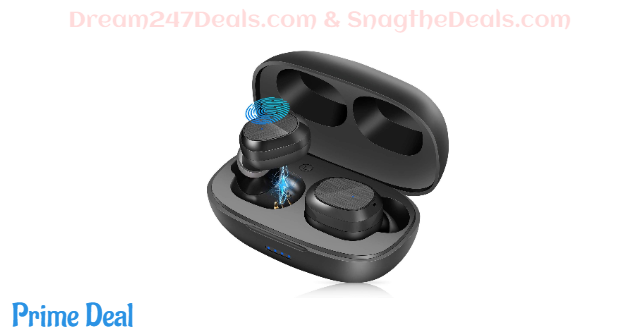 Wireless Earbuds Bluetooth 5.1 Headphones 50%OFF