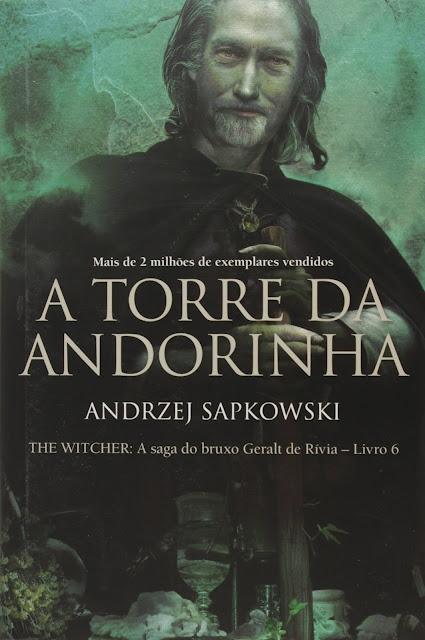 A Torre da Andorinha Andrzej Sapkowski
