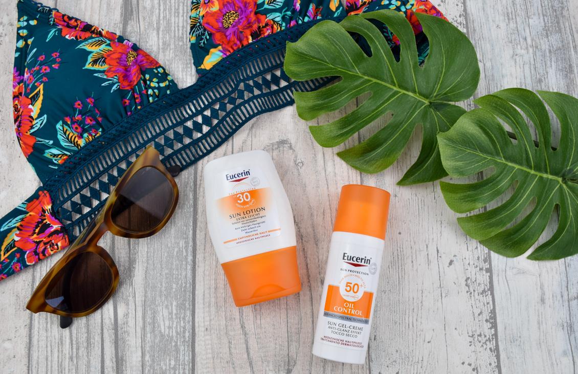 Sonnenschutz-Lieblinge aus der Apotheke Eucerin Gesicht Körper Anti-Aging Lichtschutzfaktor