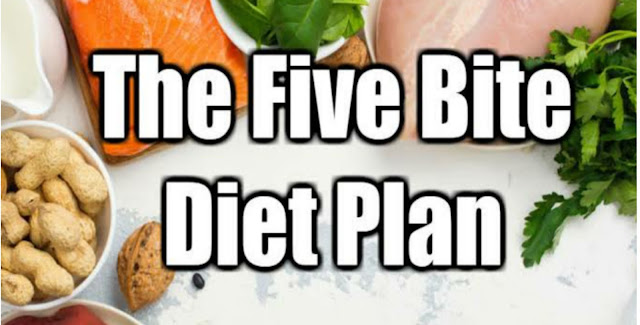 The 5 bite diet review: does it work for weight loss?