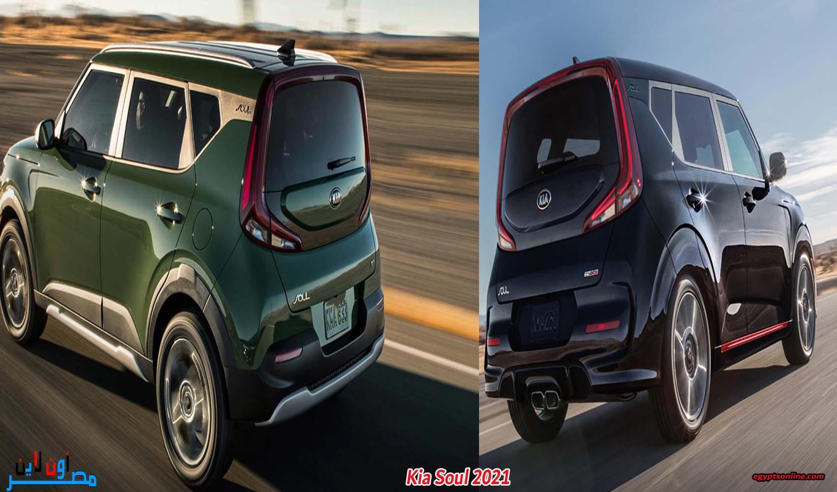 صور سيارات كيا سول2021 Kia Soul، سيارات كيا، أنواع سيارات كيا، أسعار سيارات كيا