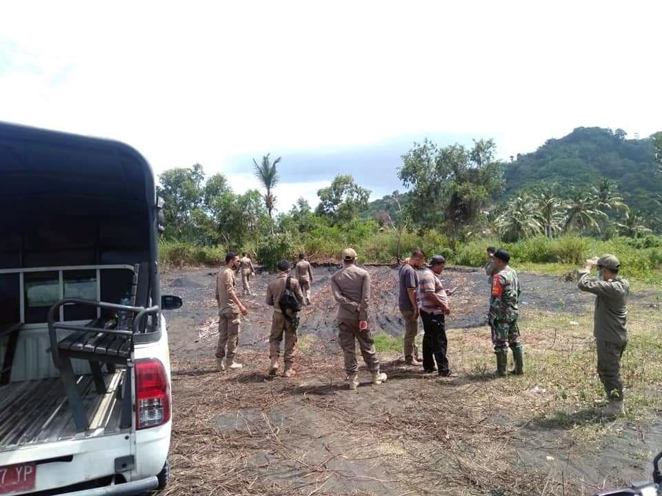 Pasir Besi di Dusun Kajaran Desa Bades Diduga Kerap Dicuri
