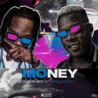 "Street ti take over! Junior Boy and Naira Marley teams up together to serve the street with another banger as the unlock the track tagged ""Money"" produced by Chilly Ace."