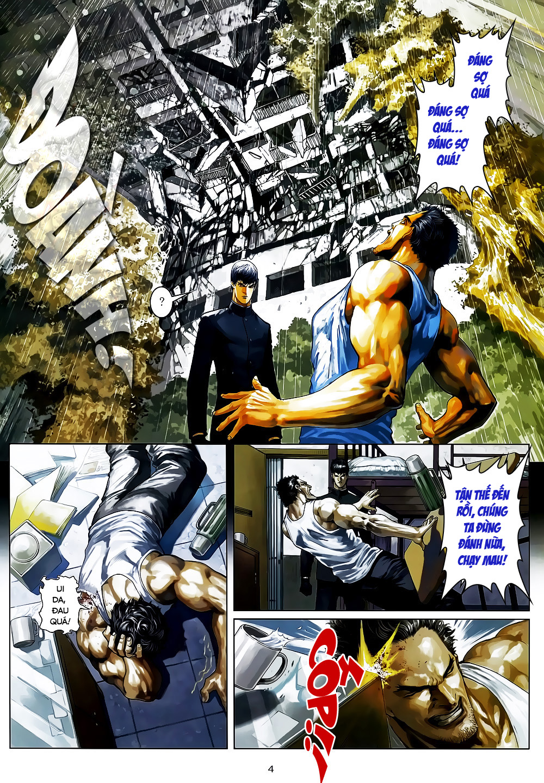 Quyền Đạo chapter 5 trang 4