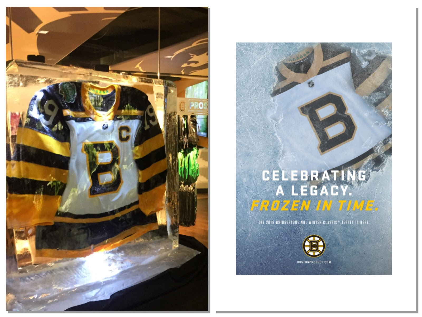 f8ca2f89db4 Boston Bruins Tap Fuseideas For Winter Classic Promotion | AdStasher