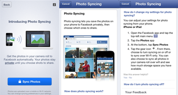 Facebook Vulnerability Leaks Users' Private Photos