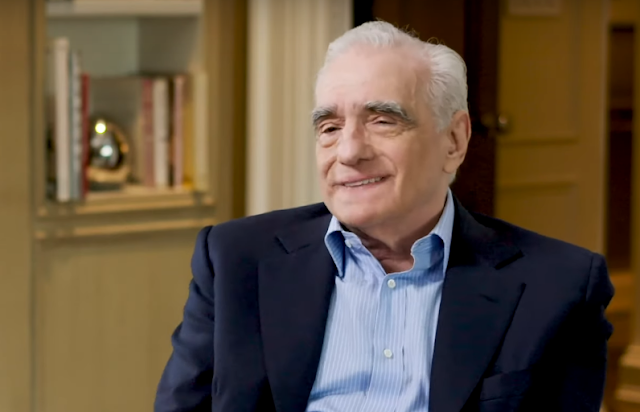 Martin Scorsese/Netflix/Reprodução
