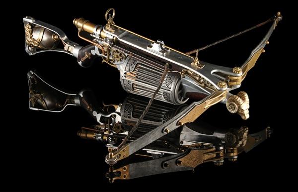 Van Helsing crossbow prop