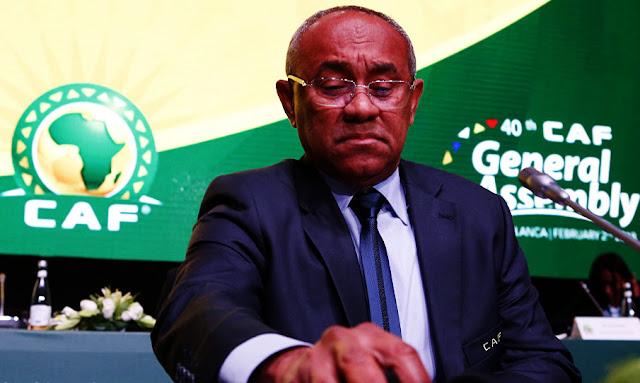 CAF : le président Ahmad suspendu 5 ans par la FIFA ! (officiel)