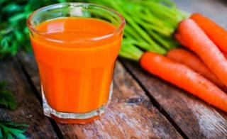 Nutrisi yang terkandung dalam satu gelas jus wortel