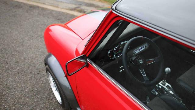 ميني كوبر معدلة (Super Cooper Type S)