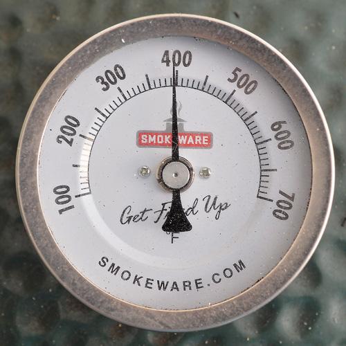 Smokeware thermometer