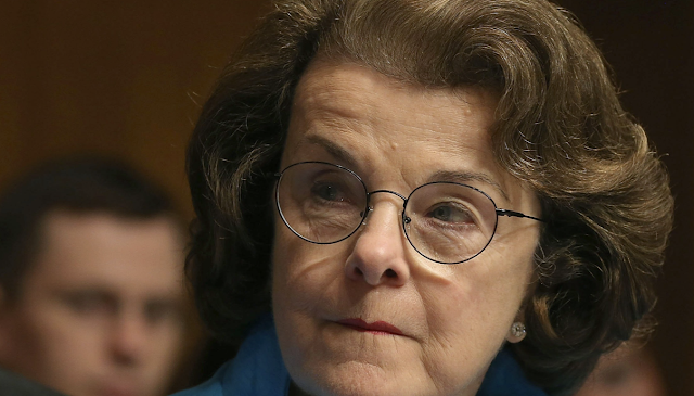Dianne Feinstein dined with Iranian foreign minister as US feud with Tehran escalated