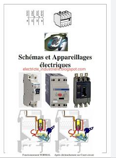 schémas et Appareillages électriques en document pdf