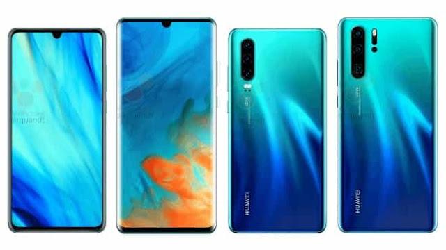 Huawei P30 pro,P30