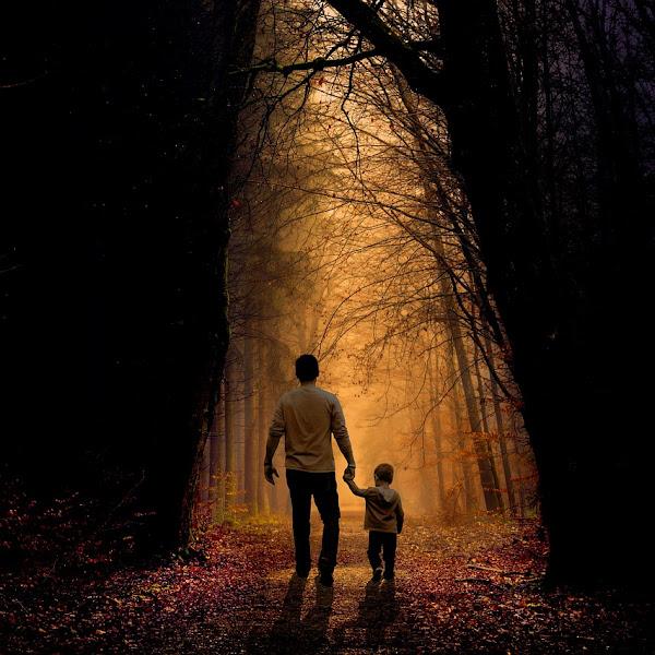 10 Hal Yang Wajib di Ajarkan kepada Anak laki-laki
