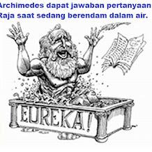 Materi, Soal dan Pembahasan Hukum Archimedes