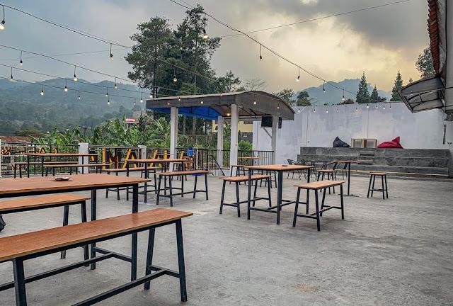 Ramatama Cafe and Resto Puncak Cisarua Bogor