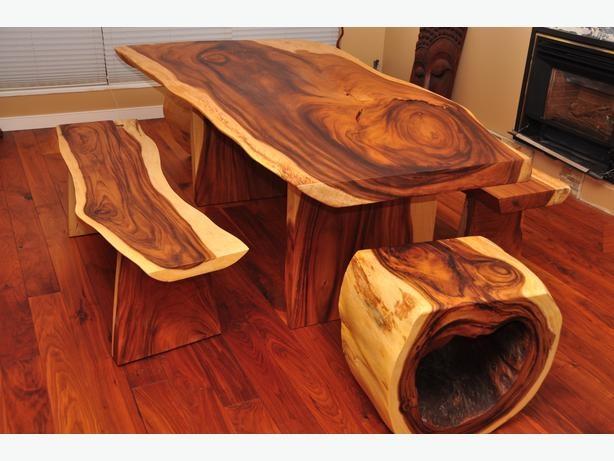 đóng bàn ghế gỗ tại skyhome