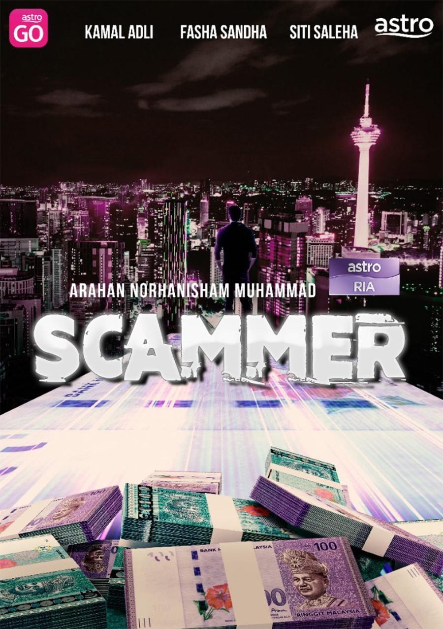 Drama Scammer