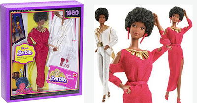 Original Black Barbie doll