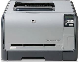 HP Color LaserJet CP1510 Printer Driver Download Update