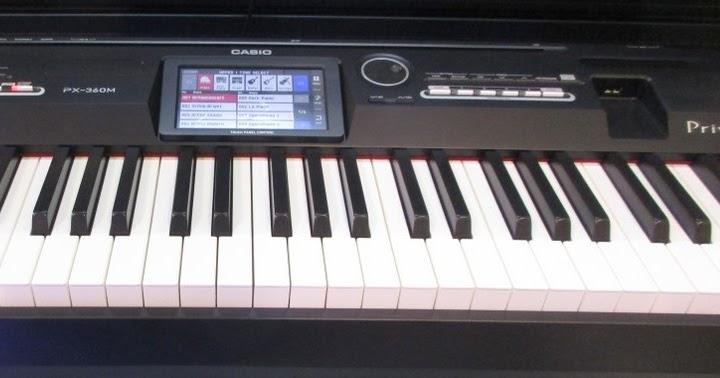 azpianonews reviews review casio cgp700 casio px360 digital pianos recommended new. Black Bedroom Furniture Sets. Home Design Ideas