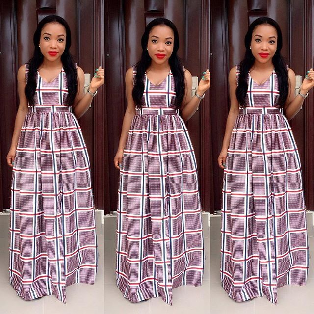 Amazing Ankara Maxi Long Gown Styles for Beautiful Ladies ...