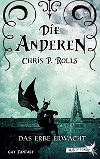 [Rezension] Die Anderen 2: Das Erbe erwacht – Chris P. Rolls