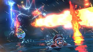 Super Mario 3D World + Bowser's Fury great graphics design