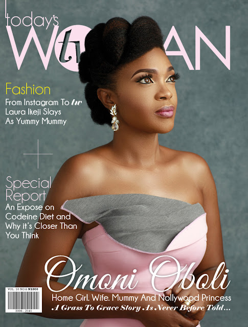Actress-omoni-oboli-on-june-issues-of-Todays-woman-magazine