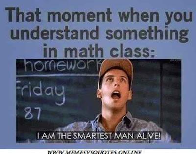 Understand something in maths