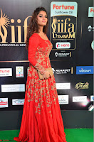Ritika in sindoori Red Dress at IIFA Utsavam Awards 2017  Day 2  Exclusive 06.JPG