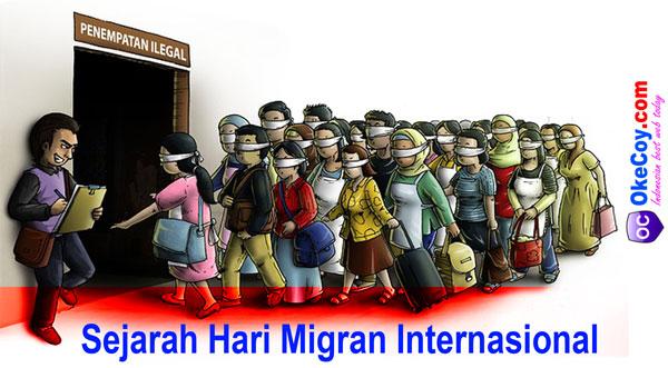 hari migran sedunia internasional nasional indonesia