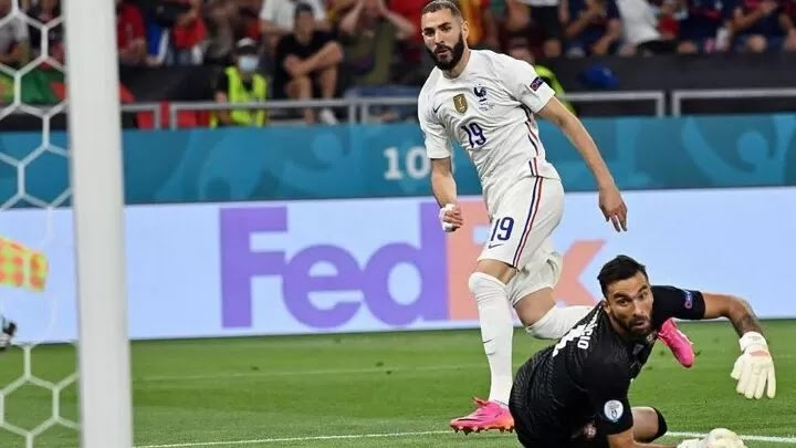 Benzema: I felt the pressure from all of France, but it's normal