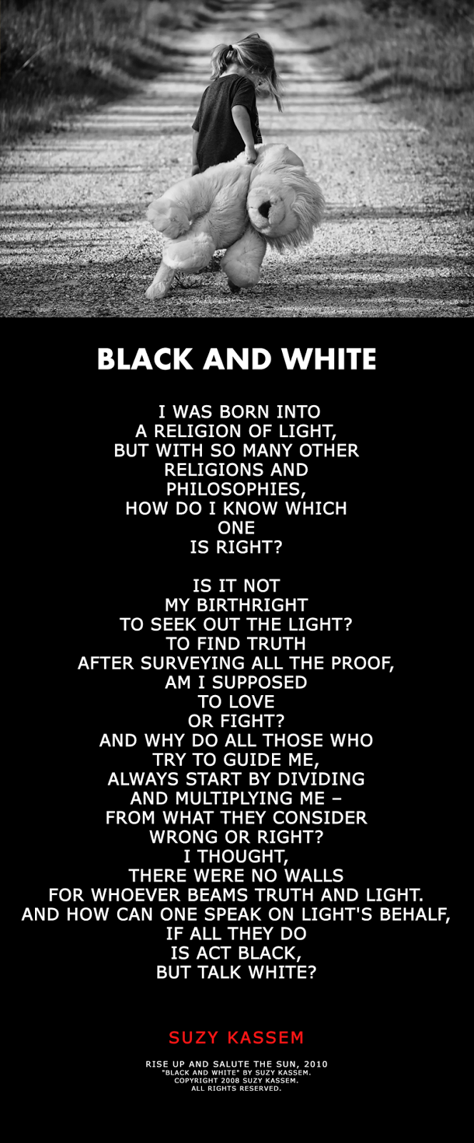 Religion Poem Suzy Kassem