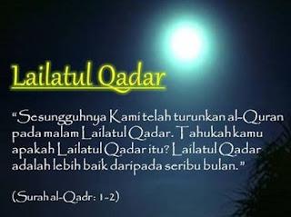 ayat tentang lailatul qadar