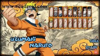 Naruto Senki Mod Shinobi Struggle Apk