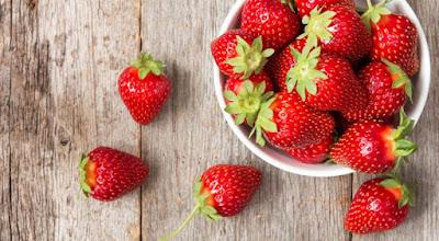 La fraise , petit fruit pour grandes vertus !