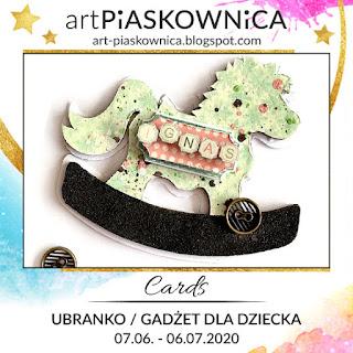 CARDS - UBRANKO / gadżet dla dziecka