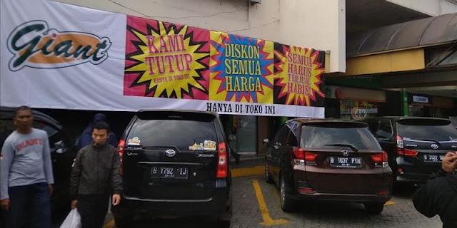 Aspek Indonesia Berharap Pegawai Giant Punya Kesempatan Bekerja Di Hero Supermarket